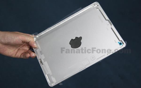 Vazam imagens da parte traseira do novo iPad 81936323112498