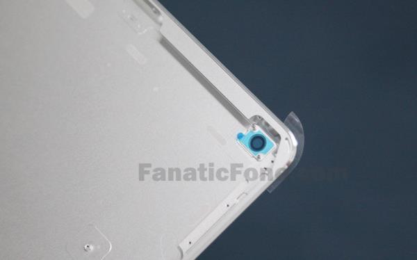 Vazam imagens da parte traseira do novo iPad 819363231125042