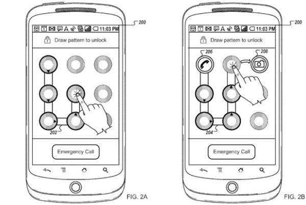 Android: patente pretende lançar aplicativos com o aparelho bloqueado