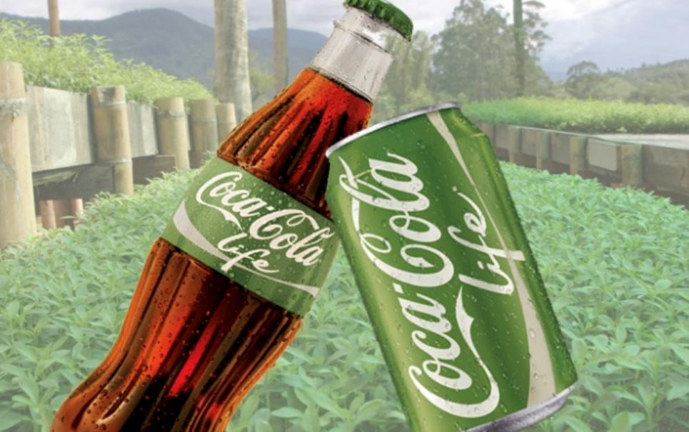 Coca-Cola produz refrigerante sustentável – e polêmico