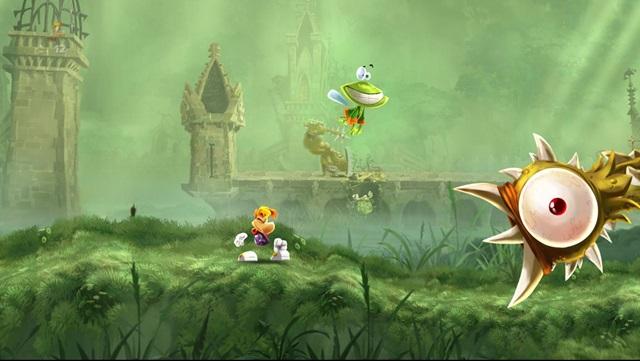 Ajude Rayman a terminar sua missão.