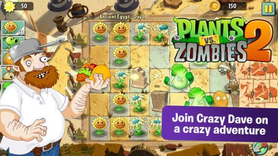 Plants vs. Zombies 2 - Imagem 1 do software