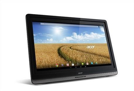 Acer revela all-in-one de 24 polegadas com Android e Tegra 3