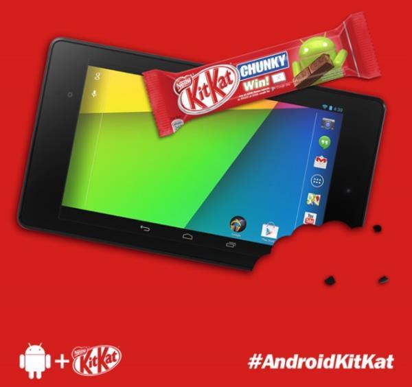Android 4.4 chega em outubro segundo página oficial do Kit Kat