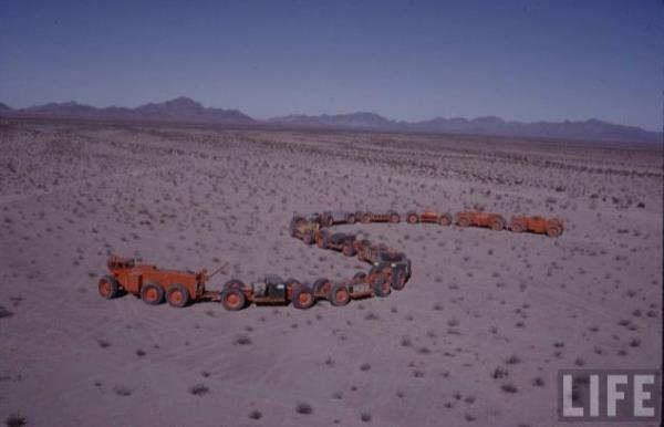 Extreme trucking: 7 dos maiores caminhões do mundo