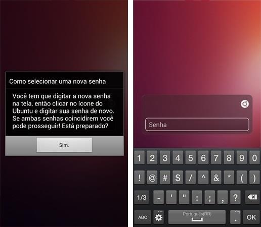 Android: como deixar a tela de bloqueio igual à do Ubuntu Phone