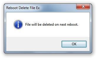 Como deletar arquivos sempre que reiniciar o PC