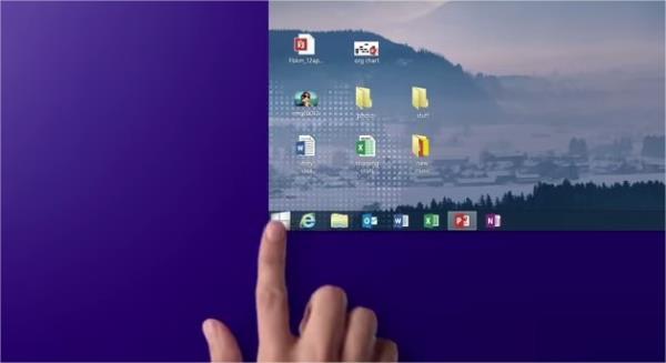 Primeira propaganda do Windows 8.1 exibe o retorno do botão Iniciar [vídeo]