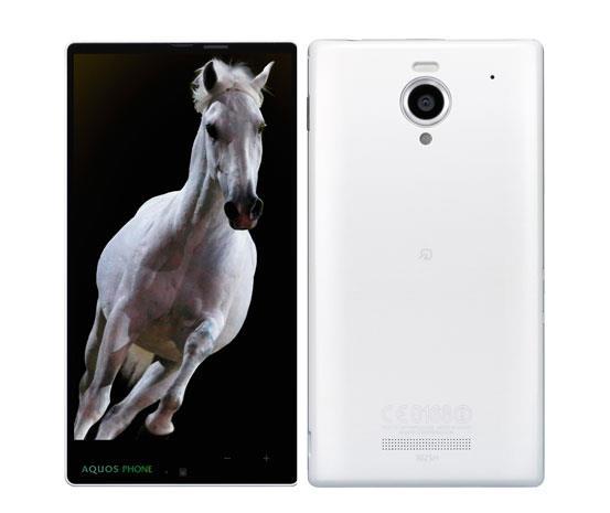 Sharp anuncia o Aquos Phone Xx, smartphone com tela de 5,2 polegadas