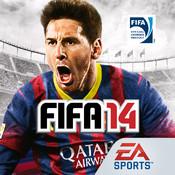 Logo FIFA 14 by EA SPORTS ícone