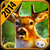 Logo Deer Hunter 2014 ícone