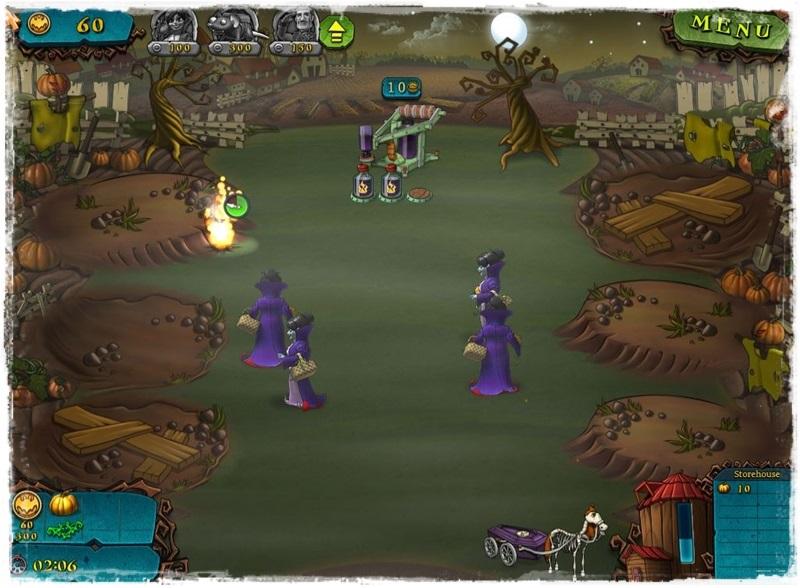 do jogo vampires vs zombies