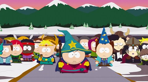Imagem de South Park: The Stick of Truth no site Baixaki Jogos