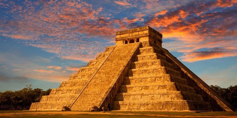 Voc sabe a diferen a entre astecas maias incas e for Las construcciones de los mayas