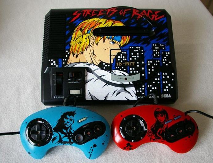 Conheça os impressionantes consoles customizados de Oskunk 18163920365323