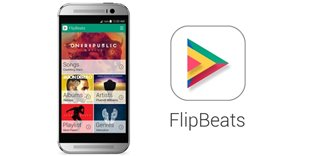 FlipBeats | Best Music Player
