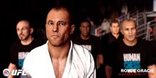 Royce Gracie é confirmado