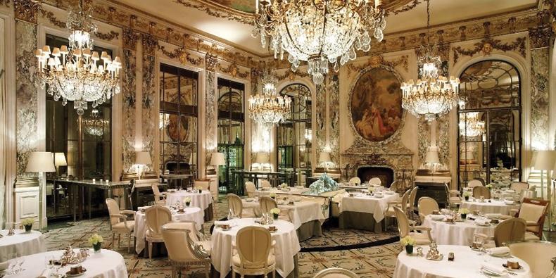 Conheça 7 dos restaurantes mais luxuosos do mundo