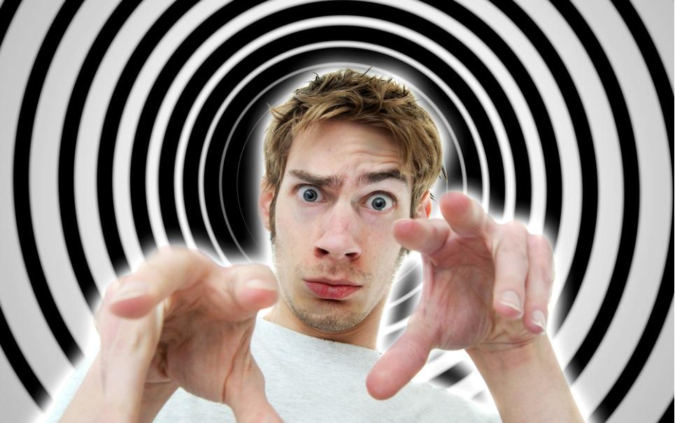 Ilusão de óptica: veja imagem colorida evaporar diante de seus olhos