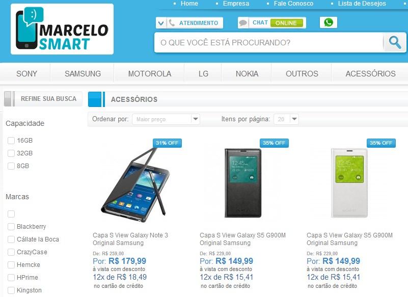 feead7d9ce55c As 15 melhores lojas online de eletrônicos de acordo com o E-bit