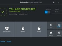 Imagem 1 do Bitdefender Internet Security