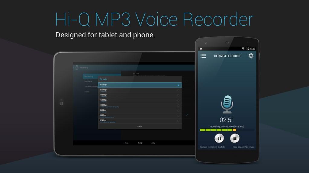 Resultado de imagem para HI-Q Mp3 Gravador Pro