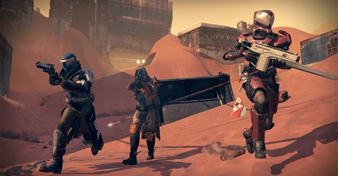 Destiny: vídeo compara gráficos do Beta de PS3 e PS4