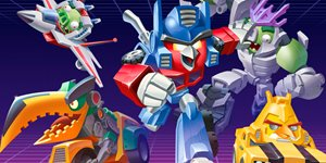 Angry Birds Transformers ganha teaser trailer [vídeo]