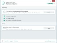 Imagem 10 do Kaspersky Internet Security