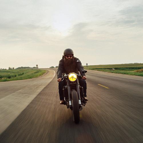 Bacon Bike, a moto movida a óleo de bacon