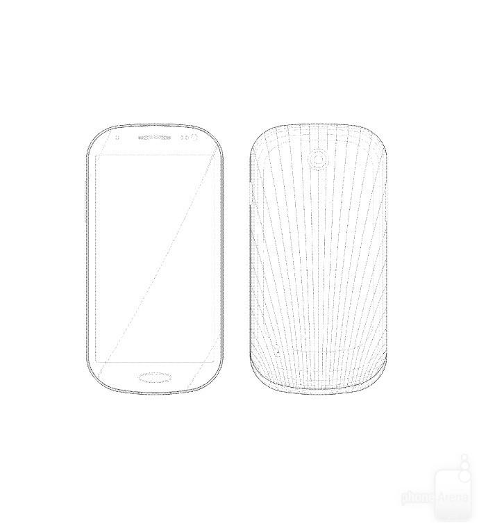 Samsung registra patentes de produtos com design bastante familiar