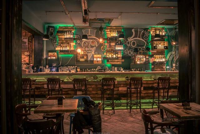 Conhe a os 18 bares mais incr veis ao redor do mundo mega curioso - Idee deco lounge design ...