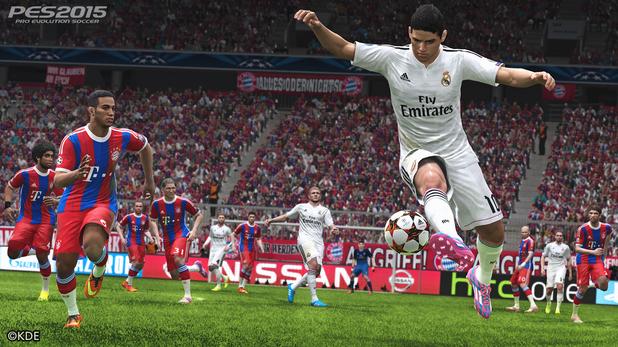 Konami revela os bônus da venda antecipada de PES 2015