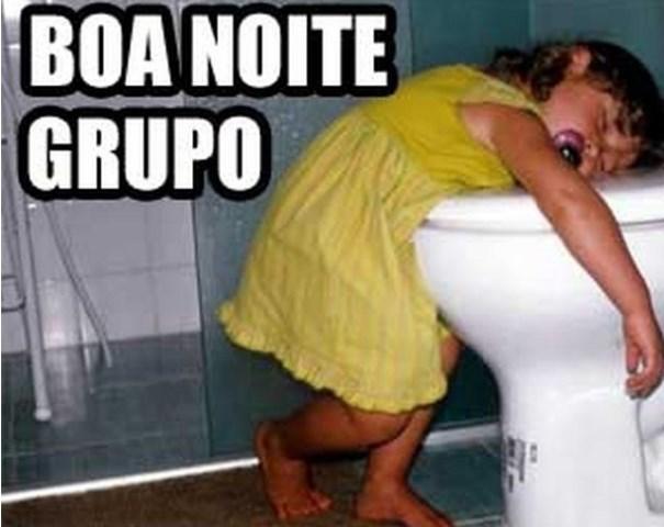 Imagens De Boa Noite Grupo: Polêmica Com Bom Humor!: Zoeira No WhatsApp: Algumas Das