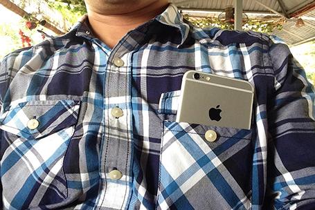Já tem gente usando o iPhone 6 e o iPhone 6 Plus na China e no Vietnã