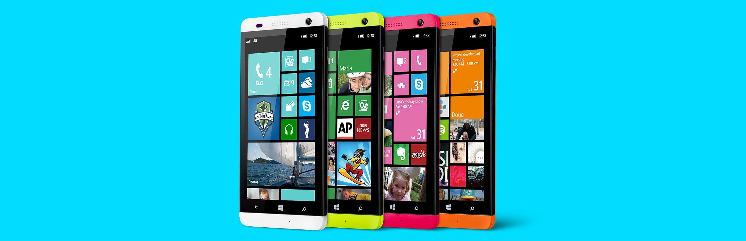 Cuidado, Nokia: BLU traz dois celulares com Windows Phone ao Brasil