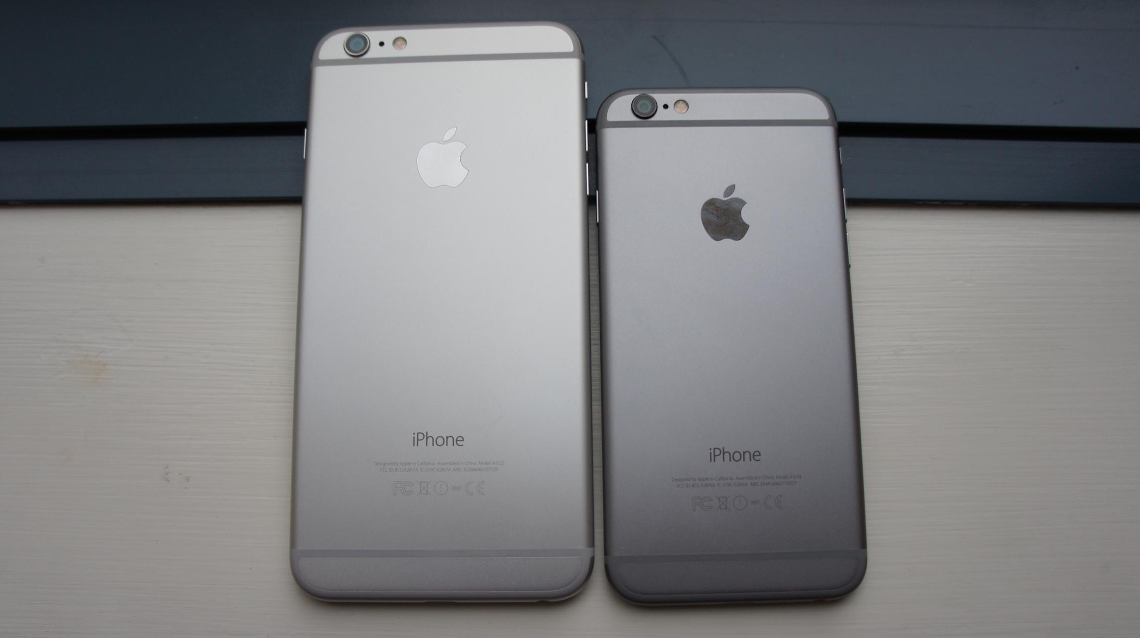 Primeiras impressões: iPhone 6 e iPhone 6 Plus