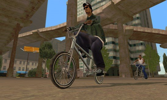 GTA: San Andreas chega também ao Windows Phone 8