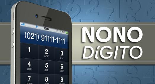 Mais 5 estados passarão a contar com o 9º dígito em números de celular