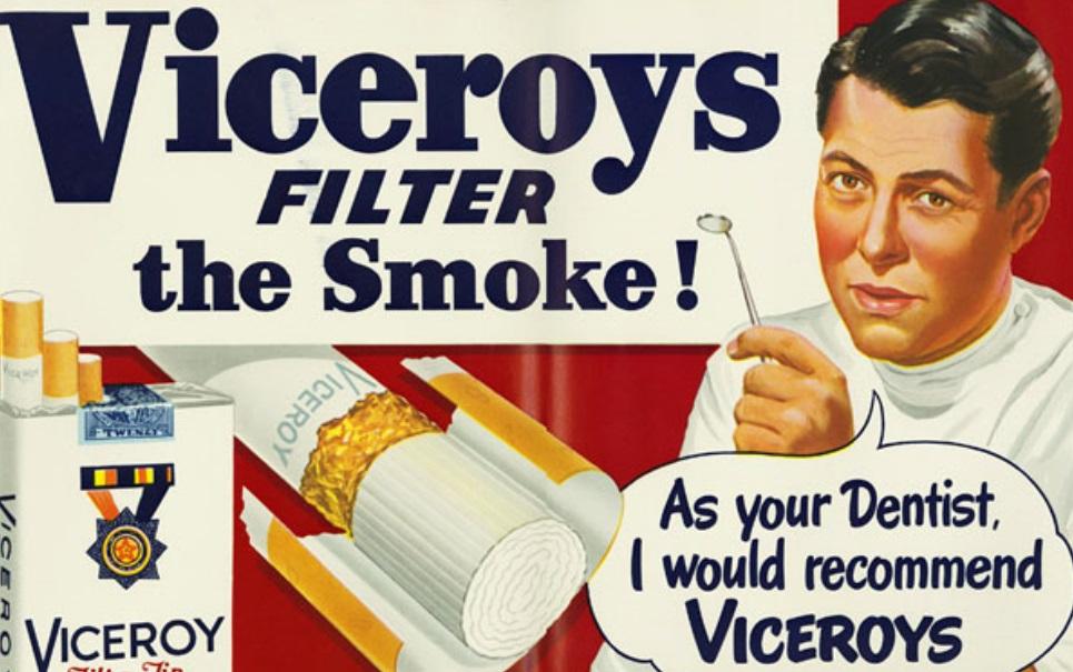 Confira 13 campanhas publicitárias antigas completamente absurdas