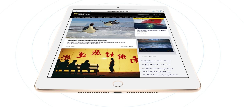 iPad Air 2 e iPad Mini 3: tudo sobre os novos tablets da Apple