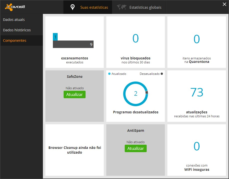 Avast free download windows 7 baixaki