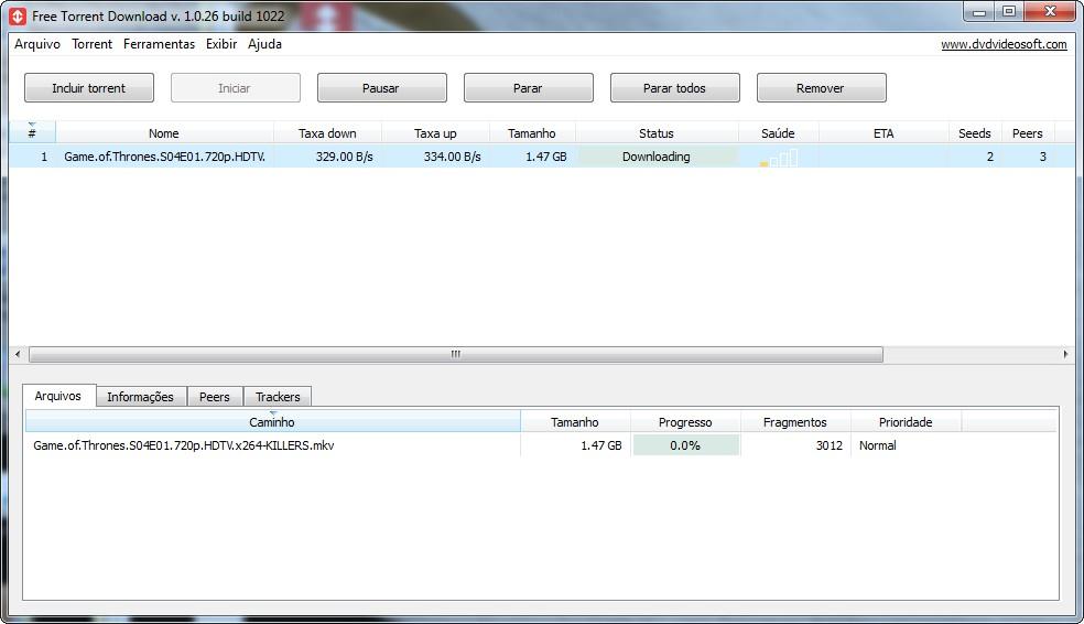 torrent download free baixaki