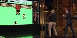 Mike Tyson tenta derrotar a si mesmo em Punch-Out! do NES [vídeo]