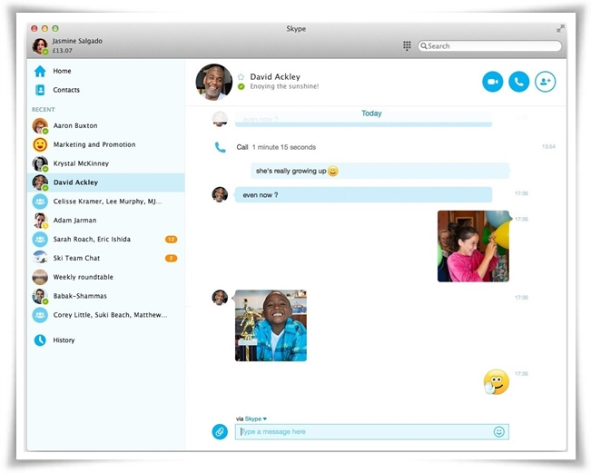 Skype download - Baixaki