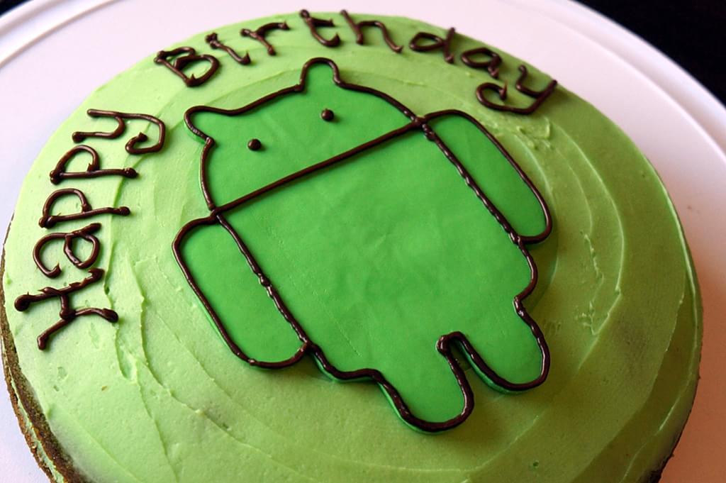 Android completa 7 anos! Confira os fatos mais marcantes de sua trajetória.