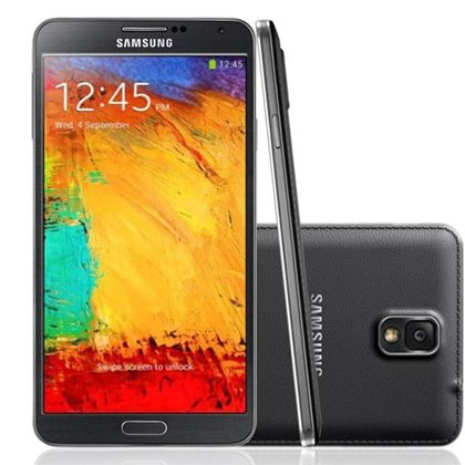 Samsung Galaxy Note 3 é o smartphone com download mais rápido no mundo