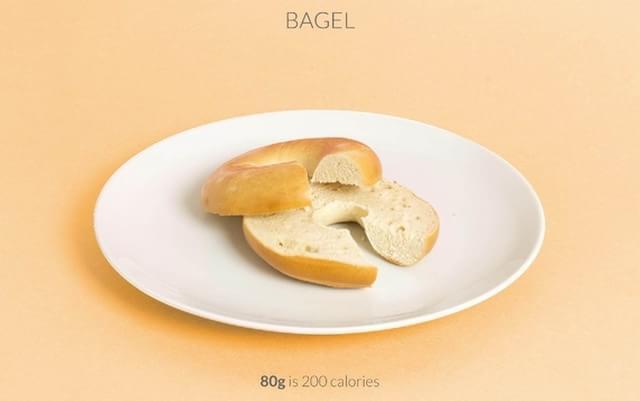 Novo aplicativo mostra em imagens o equivalente a 200 calorias 20153327543536