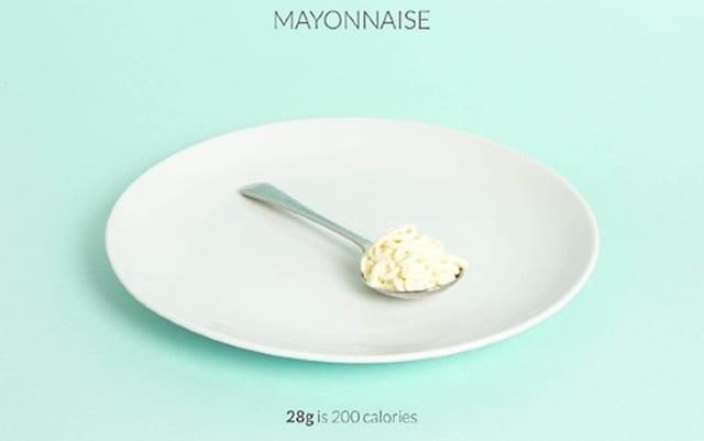 Novo aplicativo mostra em imagens o equivalente a 200 calorias 20153544215544