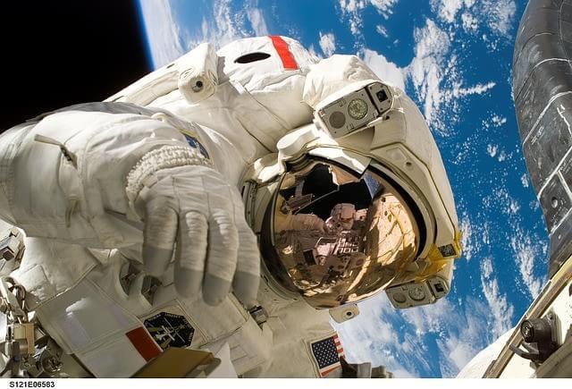 Resultado de imagem para vida no espaço -  astronautas votam